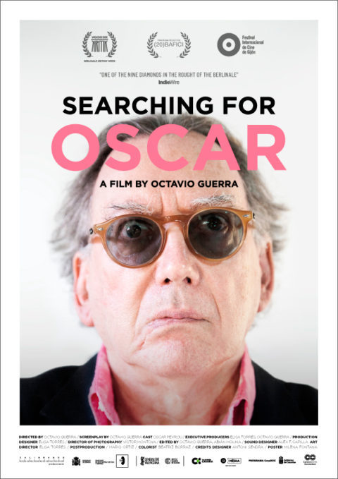 SEARCHING FOR OSCAR + by Octavio Guerra