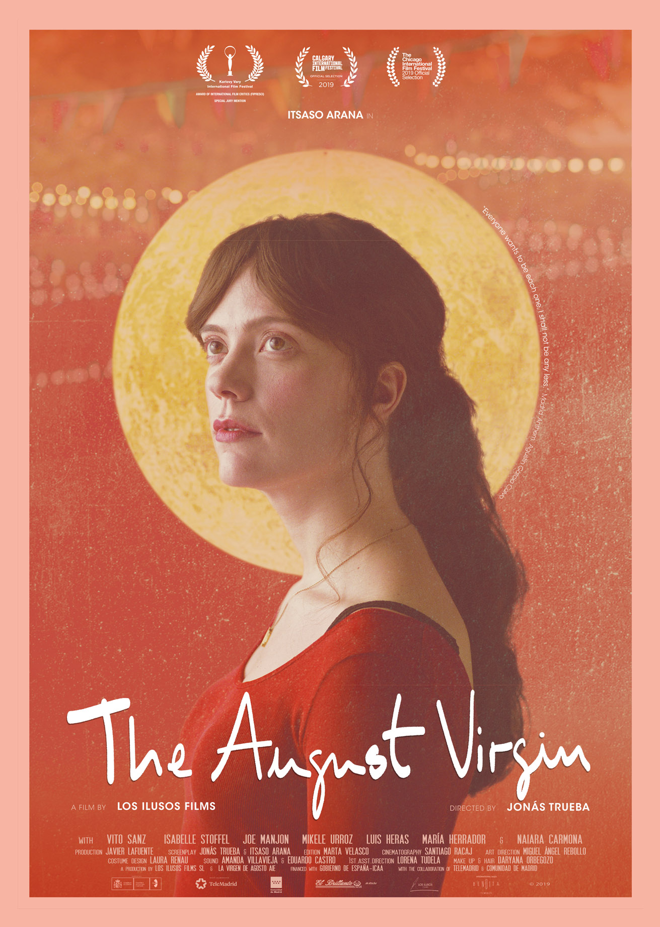 Bendita Films - The August Virgin