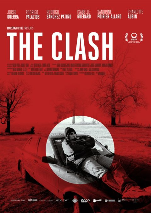 THE CLASH + by Daniel and Diego Vega